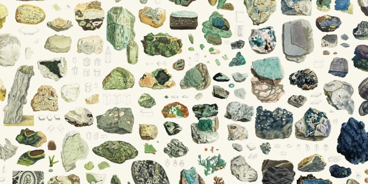 British and Exotic Mineralogy Illustrations