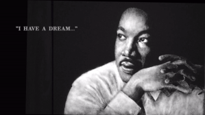 Drawing With Salt Martin Luther King Jr
