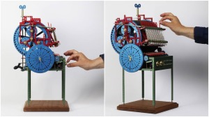 Mini Marble X Machine Love Hulten