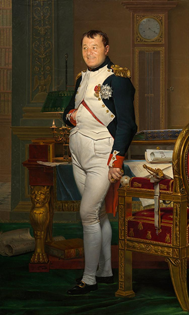 Napoleon Bill Murray