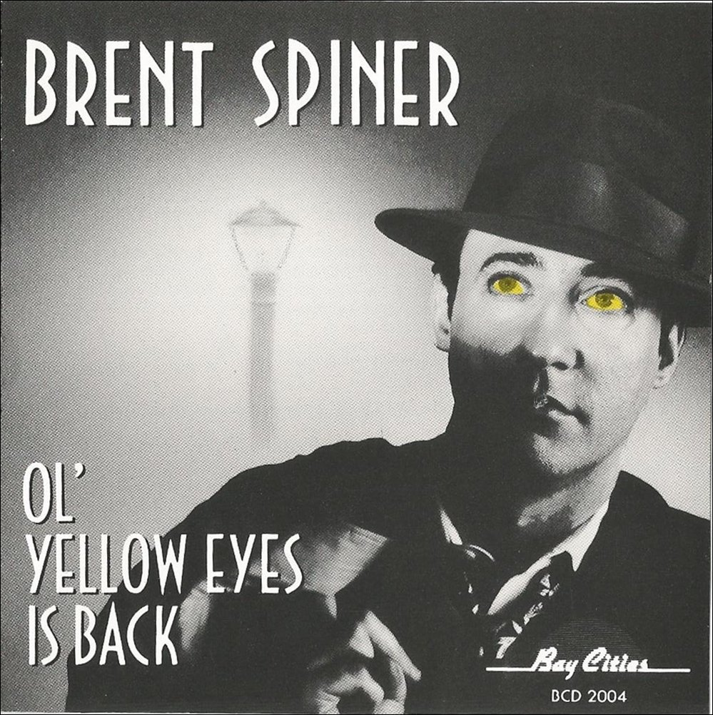 Ol Yellow Eyes Is Back Brent Spiner