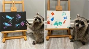 Piper Pawprint Art