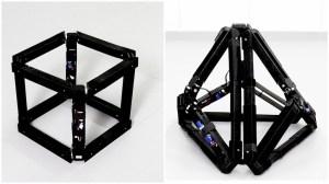 Shape Shifting Robots