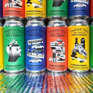 Thank You Five Boroughs Brewing