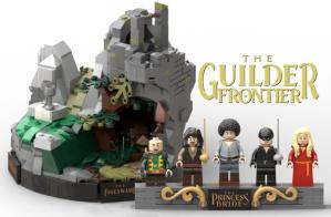The Princess Bride LEGO Ideas