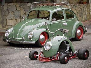 VW Beetle Cart