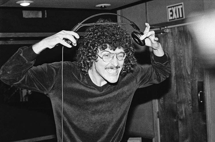 Weird Al Headphones