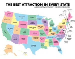 Best Attraction in Every State