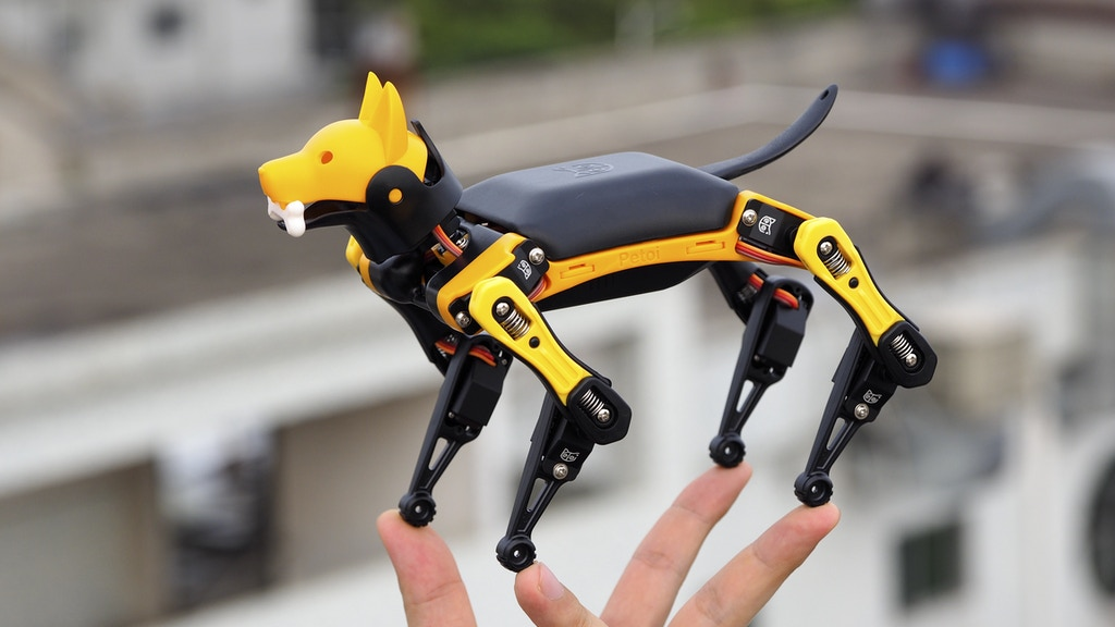 Bittle, An Affordable Dynamic Miniature Robotic Dog Kit