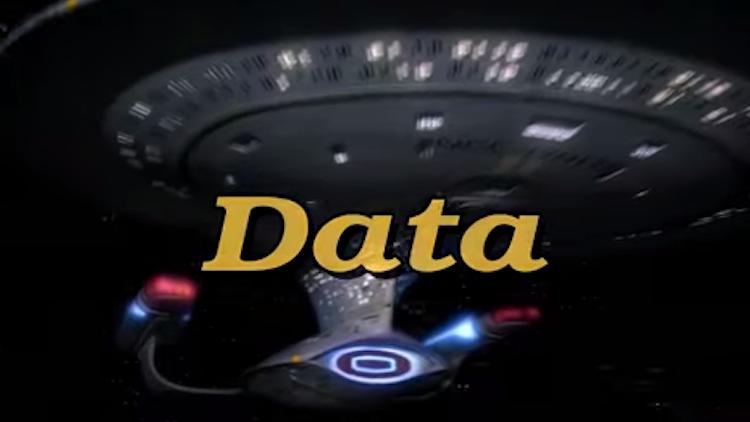 'Star Trek: The Next Generation' Reimagined as a 1990s Sitcom Centered Around Lt. Commander Data