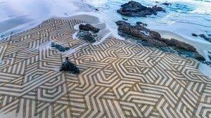 Fractal Sand Paintings
