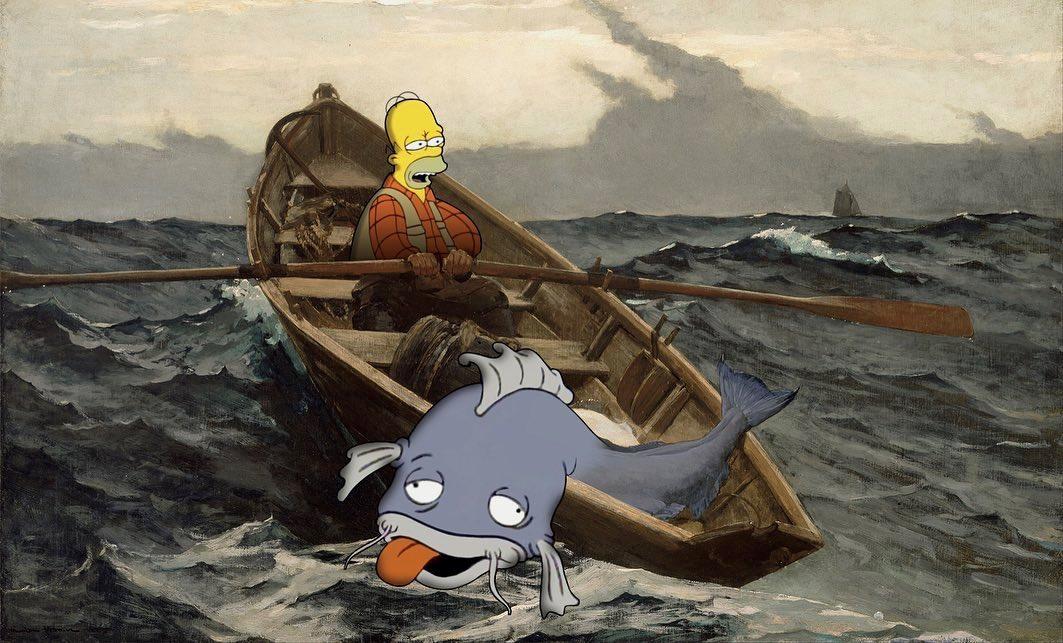Homer Fog Warning