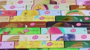 Kit Kat Japan