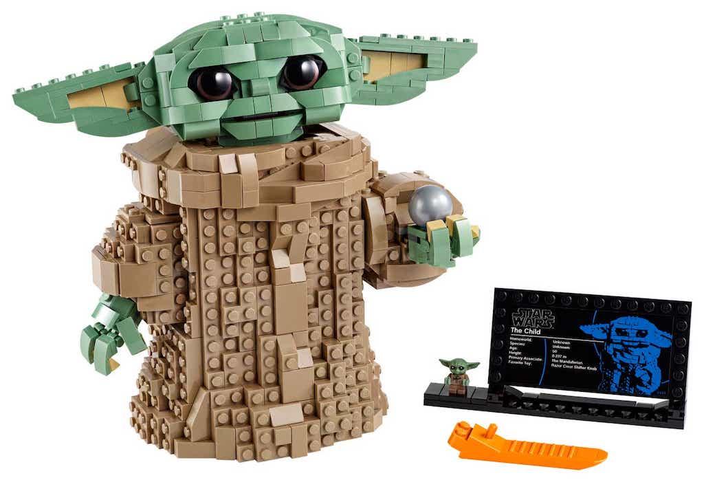 LEGO Baby Yoda The Child