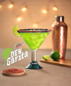 Mountain Dew Margarita