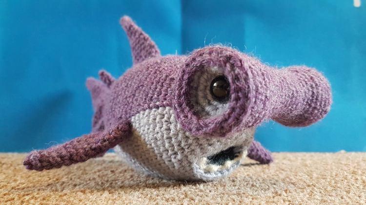 Nail the Hammerhead Shark