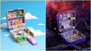 Polly Pocket Fictional Homes