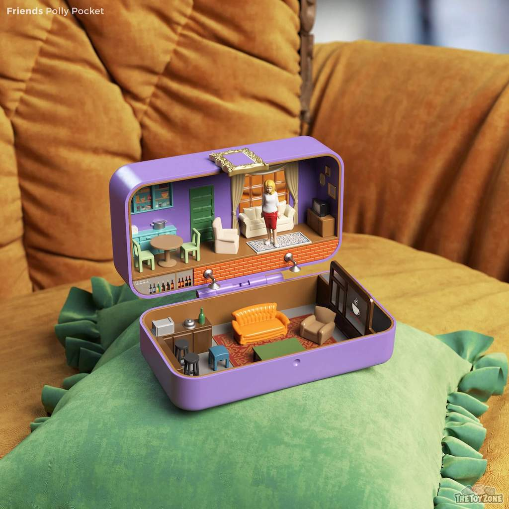 Polly Pockets Friends