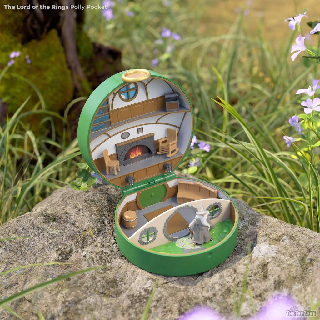 Polly Pockets Lord of the Rings