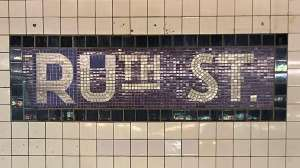 RUth Street 50th Street RBG