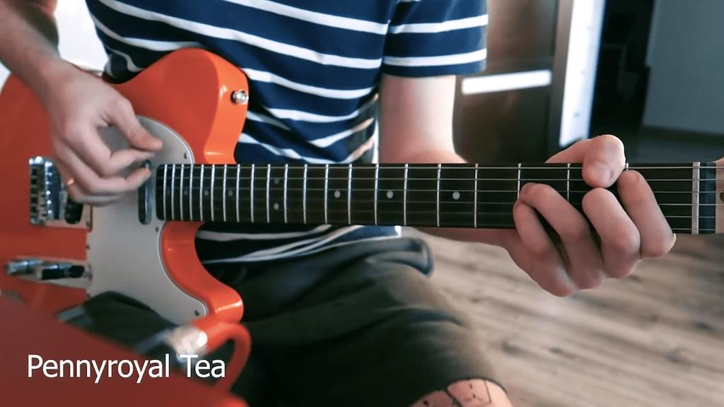 71 Nirvana Riffs In 5 Minutes