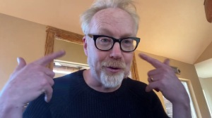 Adam Savage Hearing Loss