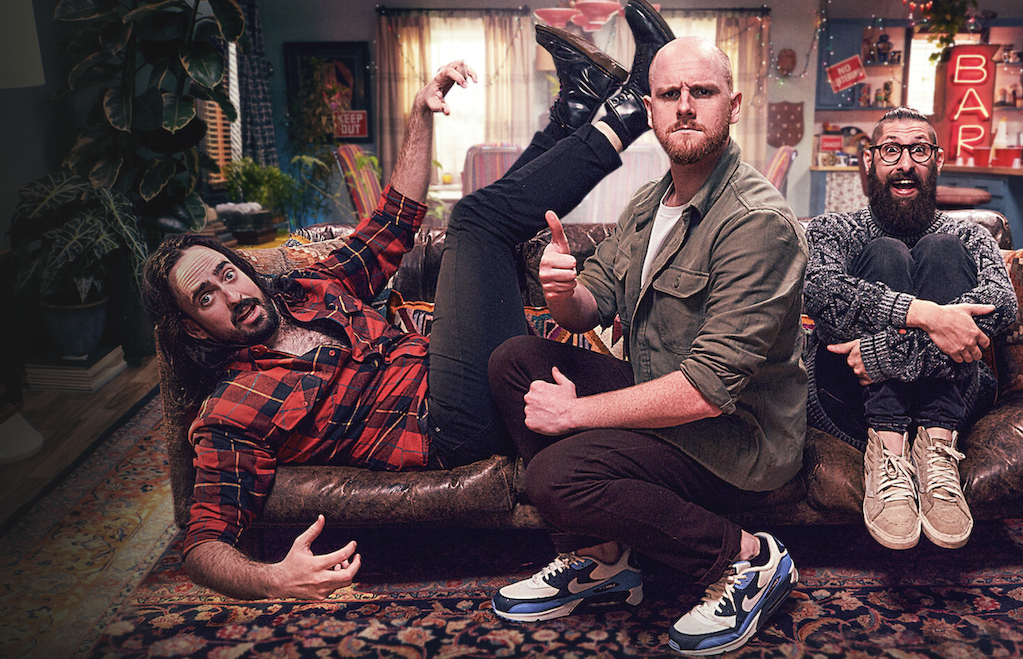 Australian Comedy Troupe Aunty Donna Comes to Netflix in 'Aunty Donna's Big Ol' House of Fun'