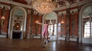 Bicycle Ballet Routine