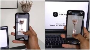 ClipDrop AR Copy Paste