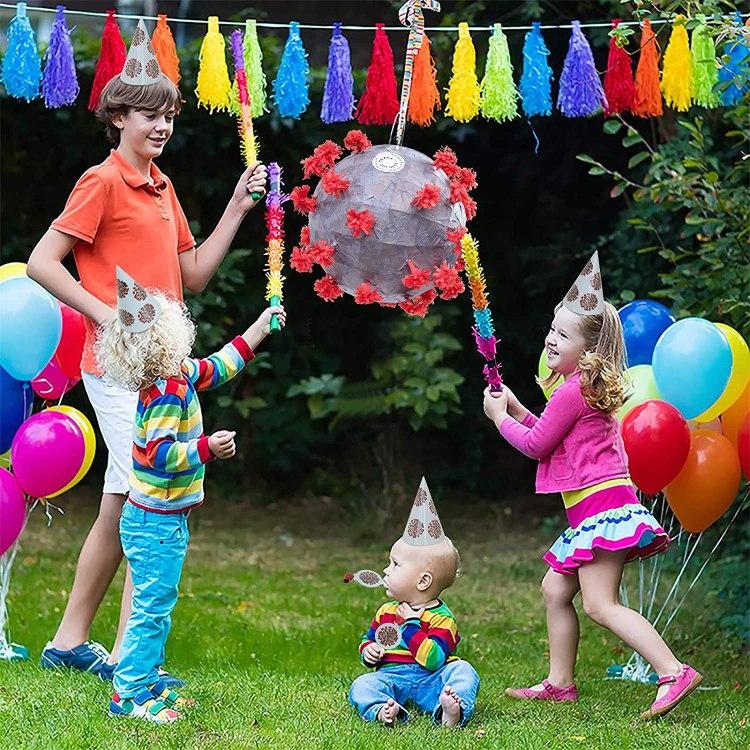 Coronavirus Pinata Kids