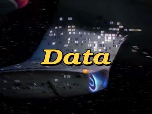 Data Sitcom