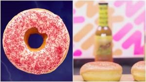 Dunkin Donut Ghost Pepper
