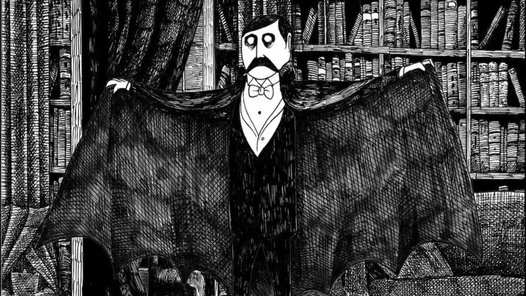 Edward Gorey Dracula