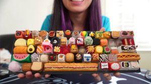Food Themed Keyboard Keycaps