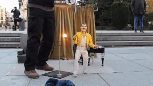 Freddie Mercury Marionnette