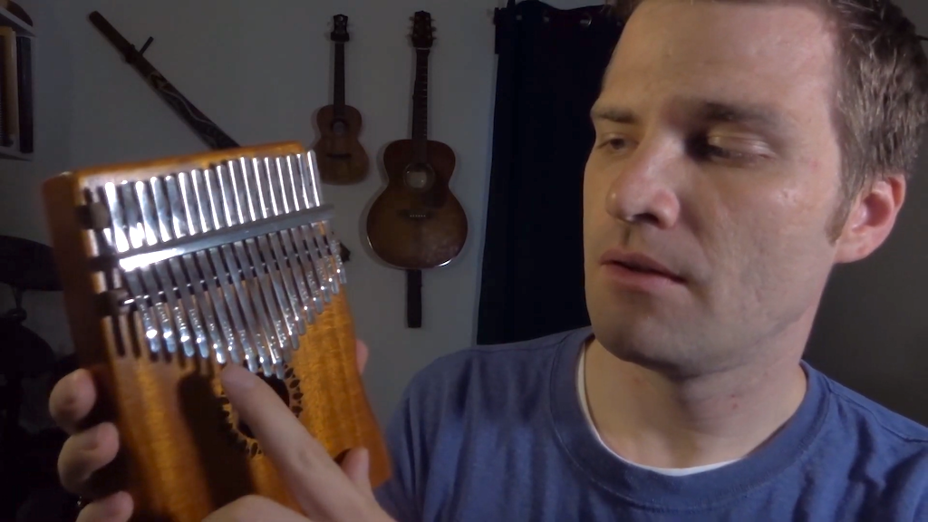 A Helpful Tutorial That Shows How to Play the Kalimba