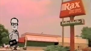 Mr Delicious Rax Ad Campaign
