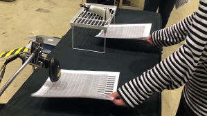 Scratching With Barcode Scanners