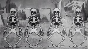 Skeleton Dance 4K Remaster