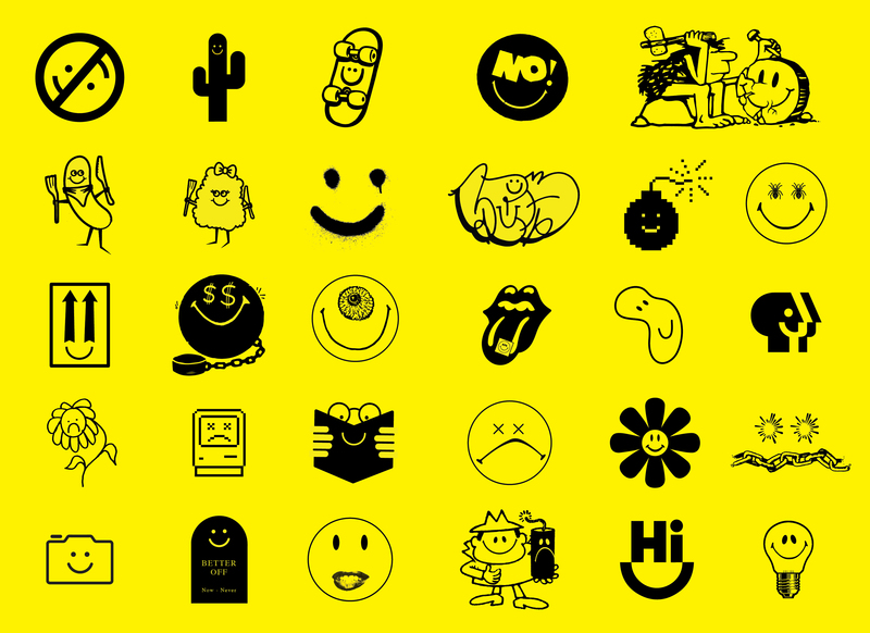 The Sm;)e Book, A Celebratory Look at How the Iconic Smiley Face Has Impacted Global Popular Culture