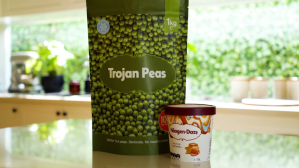 Trojan Peas