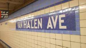 Van Halen Avenue IND