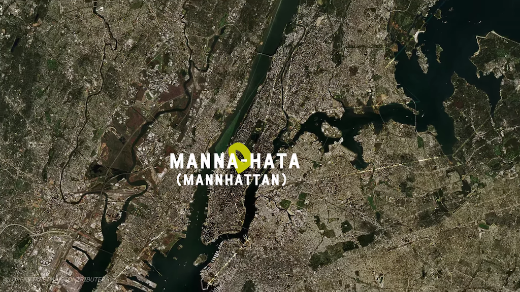 The Literal and Figurative Immensity of New York City - laughing squid