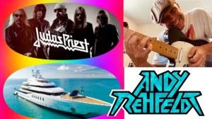 Yacht Rock Electric Eye Judas Priest Andy Rehfeldt