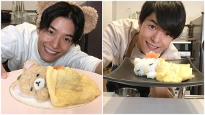 Egg Blankets for Sleeping Rice Animals