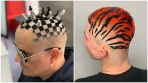 Elaborate Hair Designs Rob the Original