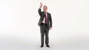 John Hodgman PC Apple Event 2020