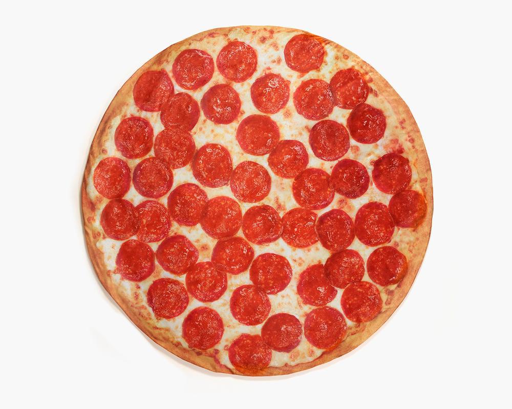 Pizza Hut Gravity Blanket Round