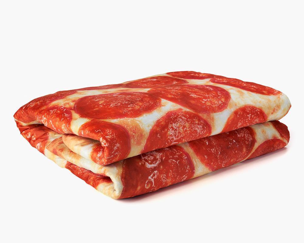 Pizza Hut Gravity Blanket