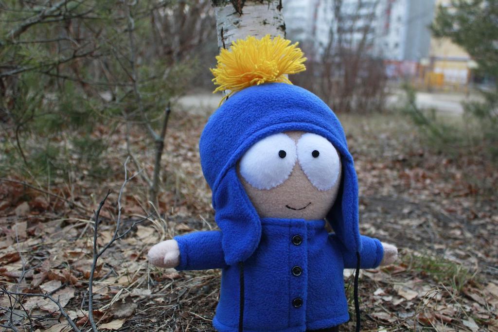 Pop Culture South Park Craig